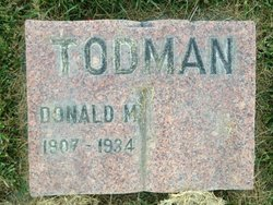 Donald Todman