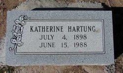 Katherine Gale <i>Heisler</i> Hartung