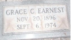 Grace C. <i>Clack</i> Earnest