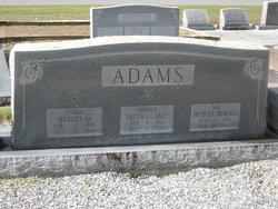 Thelma <i>Casey</i> Adams
