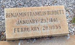 Benjamin Franklin Burdett