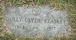 Dolly <i>Clyde</i> Beasley
