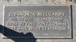 Eleanor A Bellgardt