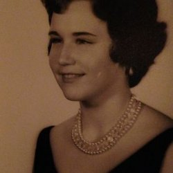 Mary Elizabeth <i>Robinson</i> Brinson