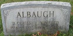 Eva Winifred <i>Fahey Knight</i> Albaugh