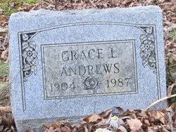 Grace Louella <i>Johnston</i> Andrews