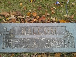 Inez M <i>Rowell</i> Balcom