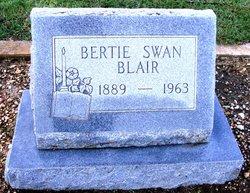 Bertie Bell <i>Swan</i> Blair