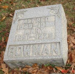 Alfred D. Bowman