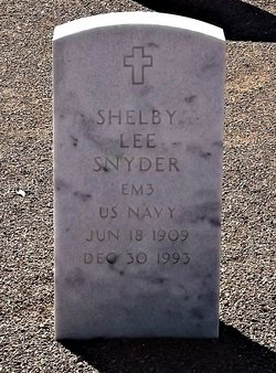 Shelby Lee Snyder