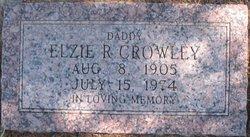 Elzie Rufford Crowley