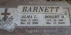Alma Marie Laura <i>Turcotte Barnett</i> Harms