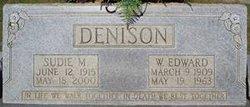 Sudie <i>Miller</i> Denison