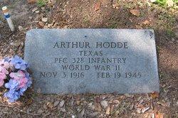 Arthur Hodde