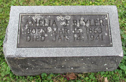 Amelia Jane Blyler