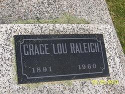 Grace Lou <i>Truby</i> Raleigh