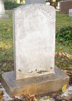 Robert Orson William McManus
