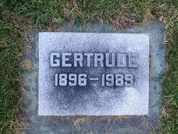 Gertrude Gates