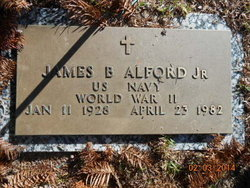 James Burton Alford, Jr