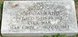 John Aurand