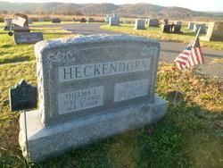 Miles J. Heckendorn, Sr