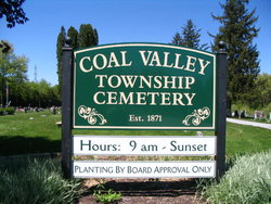 Coal Valley Cemetery