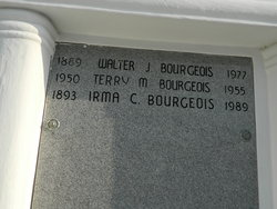 Irma Marie <i>Cheramie</i> Bourgeois