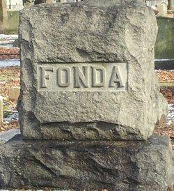 Mary A <i>Hitchcock</i> Fonda