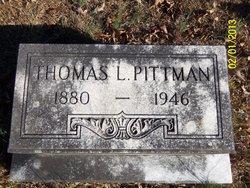 Thomas L Pittman