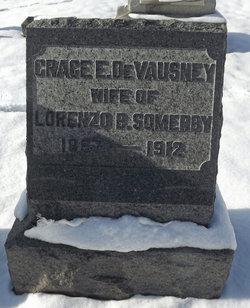 Grace E. <i>DeVausney</i> Somerby