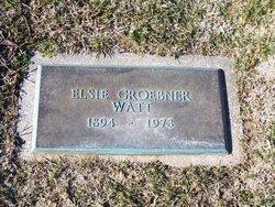 Elsie Groebner Watt