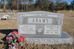 Patrick Henry Pat Adams, Jr