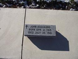 John Aoquadro