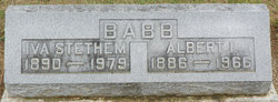Iva <i>Stethem</i> Babb