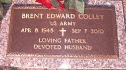 Brent Edward Colley