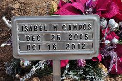 Isabel M Campos