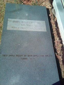 John Kevin Big John Wilson