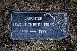 Pearl Elizabeth <i>Shields</i> Firns