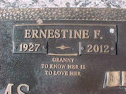 Ernestine <i>Freels</i> Adams