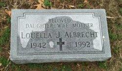 Louella J Albrecht