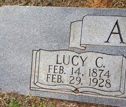 Patricia Lucinda Lucy <i>Ward</i> Agee