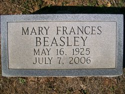 Mary Frances Beasley