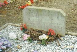 Mahulda Jane <i>Branscum</i> Balentine