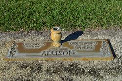 Pvt George Vernon Allison, Sr