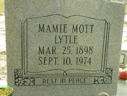 Mamie <i>Mott</i> Lytle