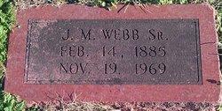 James Massie Webb, Sr