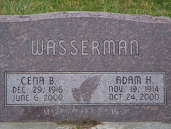Cena Bena <i>Lottman</i> Wasserman