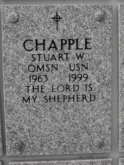 Stuart W Chapple