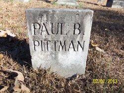 Paul B. Pittman