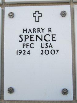 Harry Roland Spence